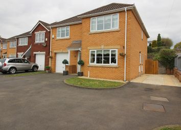 Thumbnail 4 bed detached house for sale in Oaktree Close, Brynna, Rhondda Cynon Taff.