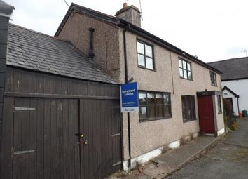 Thumbnail 2 bed link-detached house for sale in Hen Lon, Henllan, Denbigh, Denbighshire