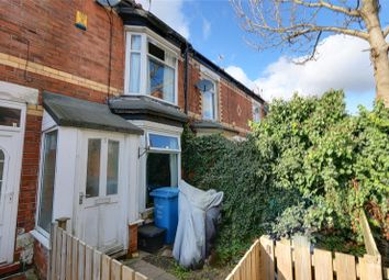 2 bed terraced house for sale in Chatham Avenue, Manvers Street, Hull, East Yorkshire HU5