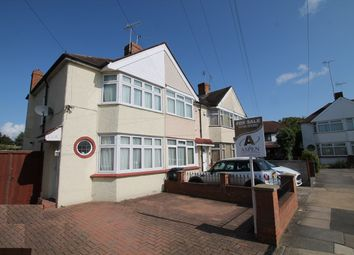Thumbnail 2 bed end terrace house for sale in Hanover Avenue, Feltham