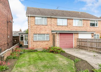Thumbnail 3 bed semi-detached house for sale in Trinity Road, Halstead