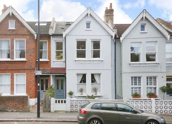 Thumbnail 3 bed flat for sale in Croxted Road, London