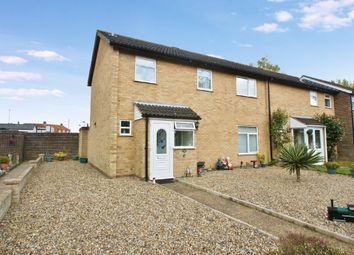 Thumbnail 3 bedroom end terrace house for sale in St. Pauls Close, Hellesdon, Norwich