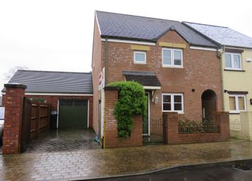 Thumbnail 3 bed semi-detached house for sale in Ewden Close, Swindon