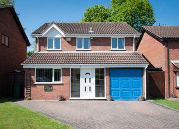 Thumbnail 4 bedroom detached house for sale in Castle Hills Drive, Castle Bromwich, Birmingham
