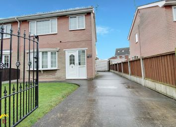 Thumbnail 3 bed semi-detached house for sale in St. Michaels Close, Thorne, Doncaster