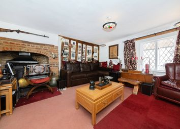 Thumbnail 3 bed end terrace house for sale in Church Lane, Barkway, Royston