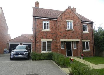 Thumbnail 4 bed property to rent in Cottesbrooke Close, Daventry