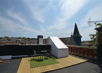 Thumbnail 2 bed maisonette for sale in Exeter Road, Exmouth, Devon