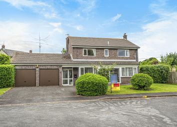 Thumbnail 4 bed detached house for sale in Llangynidr, Crickhowell NP8,