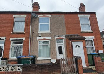 Thumbnail 2 bed terraced house to rent in Welland Road, Coventry