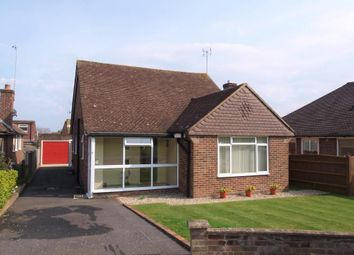 Thumbnail Detached bungalow for sale in Lancing Way, Wannock