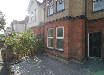 Thumbnail 1 bed flat to rent in Greenford Road, Sutton