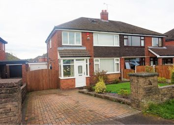 Thumbnail 3 bed semi-detached house for sale in Rownall Road, Werrington, Stoke-On-Trent