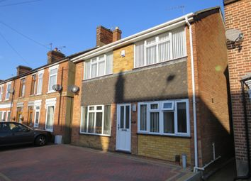 Thumbnail 3 bedroom detached house for sale in Foxhall Road, Ipswich