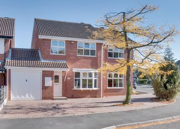 Thumbnail 4 bed link-detached house for sale in Varlins Way, Kings Norton, Birmingham