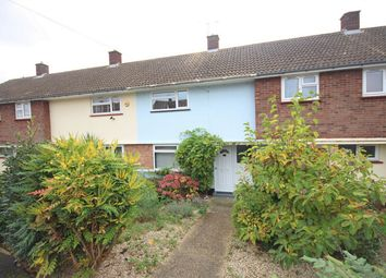 Thumbnail 2 bed terraced house for sale in Chaucer Crescent, Braintree, Essex