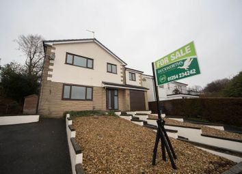 Thumbnail 5 bed detached house for sale in Edgeside, Great Harwood, Blackburn