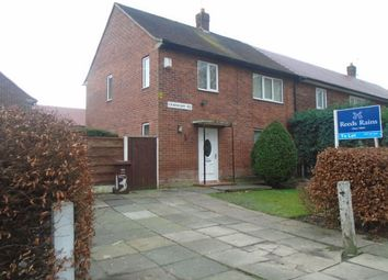 Thumbnail 3 bed terraced house to rent in Cranham Road, Wythenshawe, Manchester
