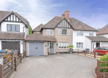 Thumbnail 4 bed semi-detached house for sale in Luddington Road, Stratford-Upon-Avon