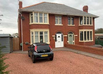Thumbnail 4 bed semi-detached house for sale in Division Lane, Blackpool