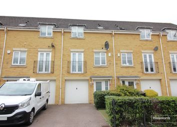Thumbnail 3 bed terraced house to rent in Coleridge Way, Borehamwood, Hertfordshire