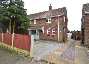 Thumbnail 2 bedroom semi-detached house to rent in Slant Lane, Shirebrook, Mansfield