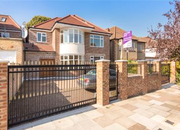 Thumbnail 9 bed detached house for sale in Coverdale Road, Brondesbury Park