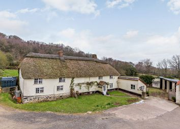 Culmstock, Cullompton, Devon EX15. 4 bed detached house for sale
