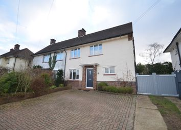 Chapel Way, Epsom Downs KT18. 3 bed semi-detached house