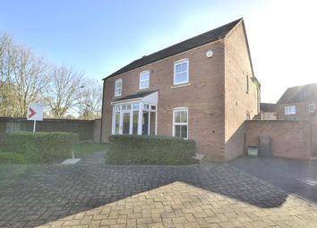 Thumbnail 4 bed detached house to rent in Chivenor Way, Kingsway, Quedgeley, Gloucester