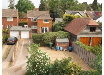 Thumbnail 4 bed detached house for sale in Dukes Ride, Crowthorne