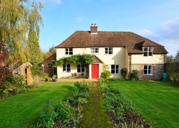 Thumbnail 8 bedroom detached house for sale in Bossingham Road, Stelling Minnis, Canterbury