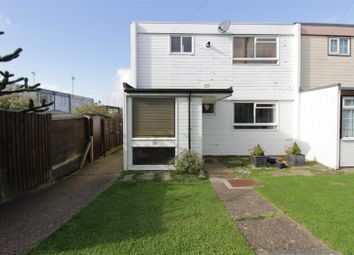 Thumbnail 3 bed end terrace house for sale in Clifton Walk, Benfleet