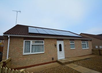 Thumbnail 3 bedroom bungalow for sale in Dogsthorpe Grove, Peterborough