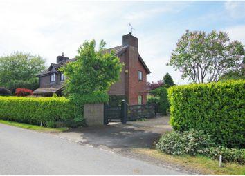 Thumbnail 4 bed detached house for sale in Kiln Lane, Braishfield