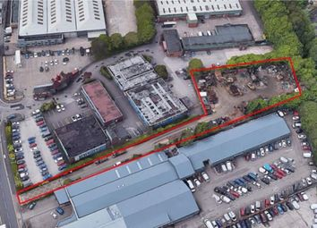 Thumbnail Land for sale in Clough Street, Hanley, Stoke-On-Trent