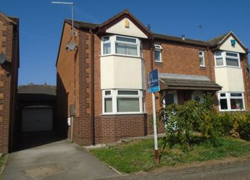 Thumbnail 3 bed semi-detached house to rent in Barley Mews, Robin Hood, Wakefield
