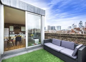 Thumbnail 3 bed flat for sale in Casson Street, Spitalfields, London