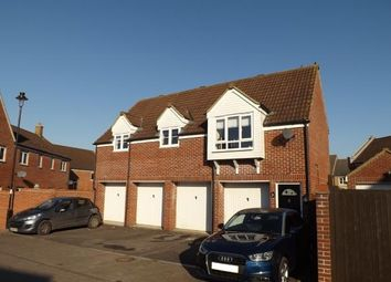 Thumbnail 2 bed flat for sale in Hedgehog Path, Gillingham