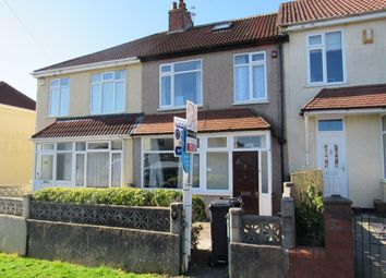 Thumbnail 6 bed terraced house to rent in Oakley Road, Horfield, Bristol