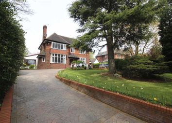 Thumbnail 4 bedroom detached house to rent in Leigh Road, Worsley, Manchester