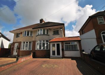 Thumbnail 3 bed semi-detached house for sale in Pakefield Road, Kings Norton, Birmingham