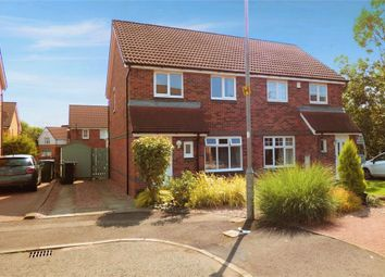 Thumbnail 3 bed semi-detached house for sale in Lugar Wynd, Kilmarnock, East Ayrshire