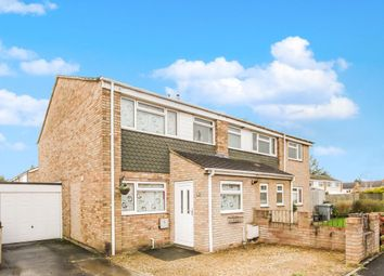 Thumbnail 3 bedroom semi-detached house for sale in Colwell Drive, Witney