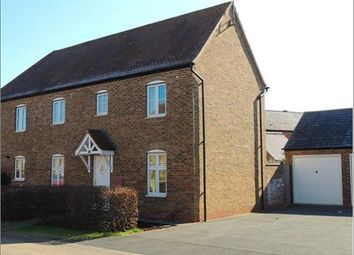 Thumbnail 3 bedroom semi-detached house to rent in Lord Grandison Way, Banbury