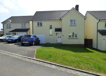 Thumbnail 4 bed detached house to rent in Halwill Meadow, Halwill Junction, Beaworthy