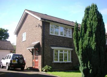 Thumbnail 3 bed semi-detached house to rent in Christie Close, Lightwater