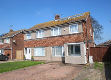 Thumbnail 3 bed semi-detached house for sale in Alicia Avenue, Margate