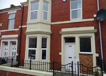 Thumbnail 4 bedroom property to rent in Farndale Road, Benwell, Newcastle Upon Tyne